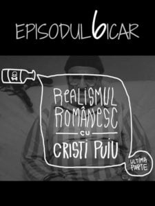 ICAR - episodul 6 - Realismul romanesc cu Cristi Puiu