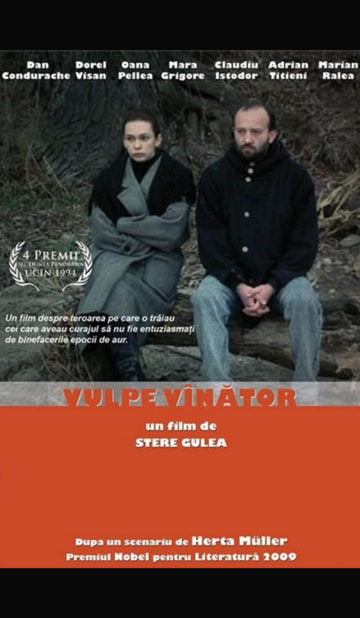 Vulpe Vanator - Stere Gulea