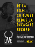 Paul Negoescu - Cinepub LIVE at NeXT