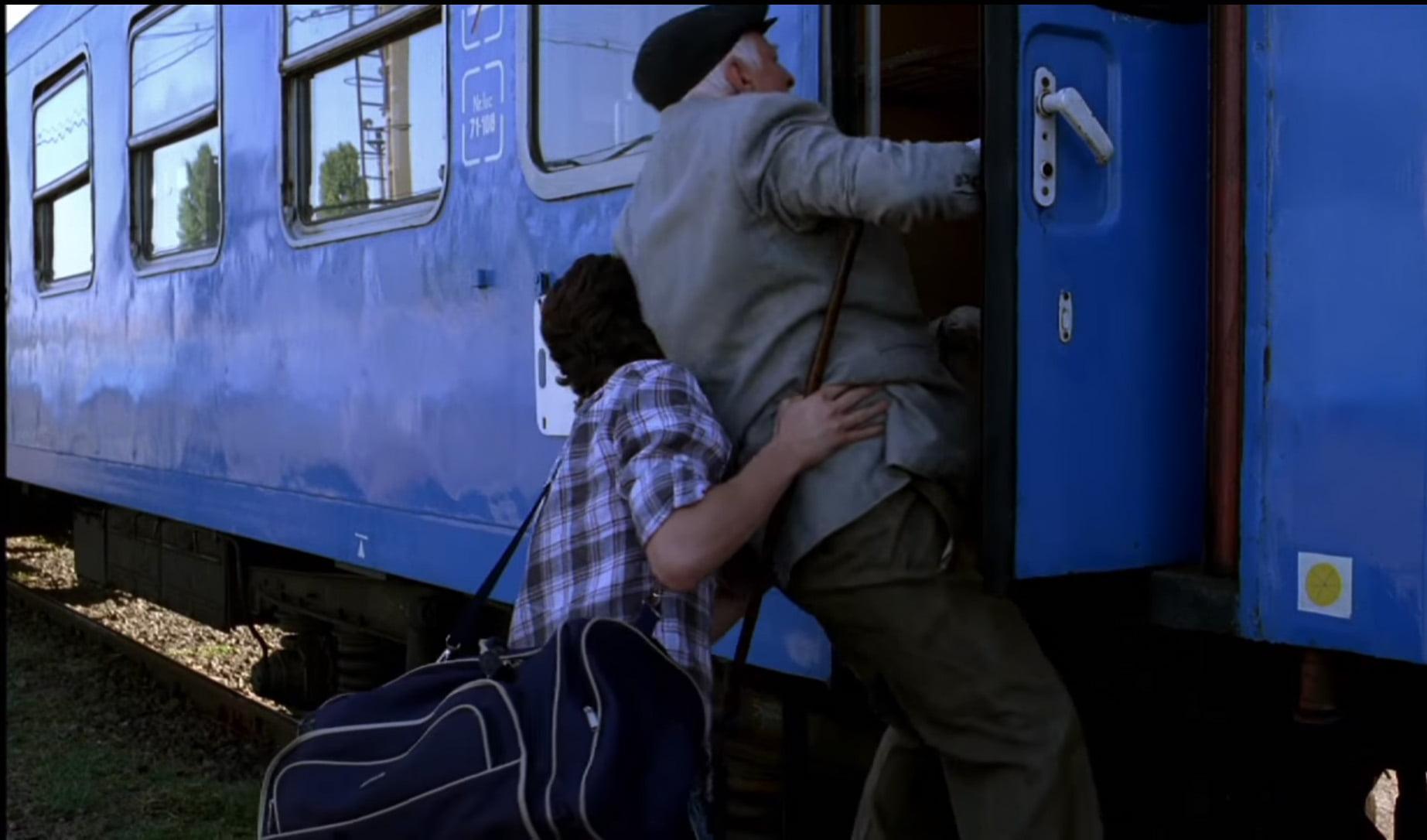 Trenul Foamei de Viorel Timaru
