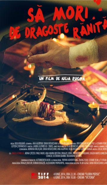 Sa mori de dragoste ranita - film de Iulia Rugina