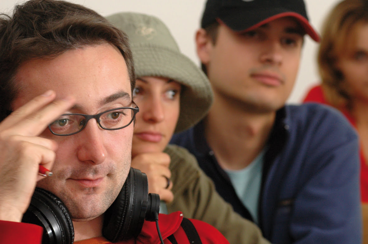 Tudor Giurgiu - Fisa de regizor - Cinepub