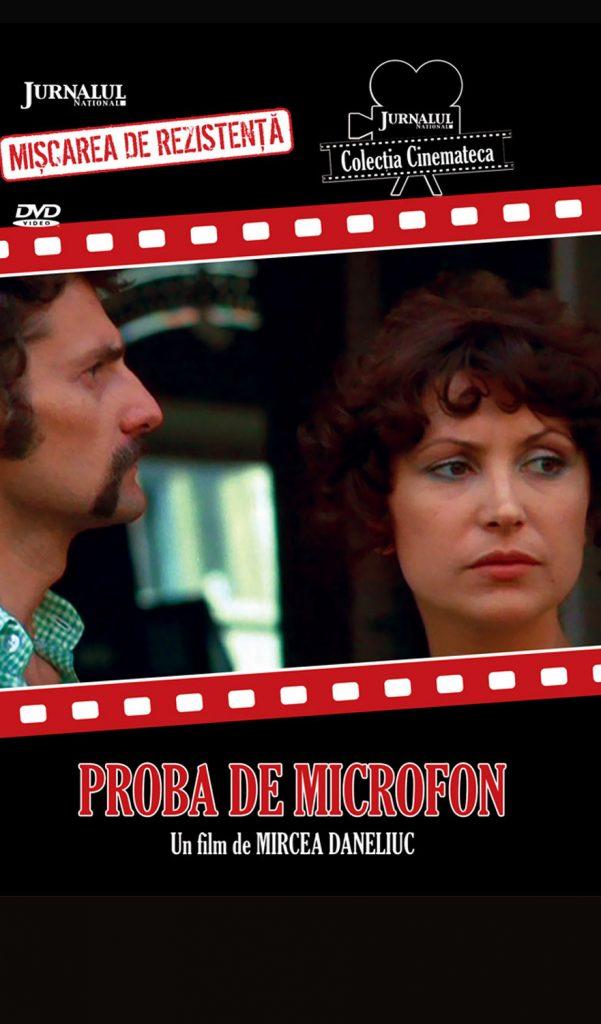 The Microphone Test by Mircea Daneliuc - CINEPUB