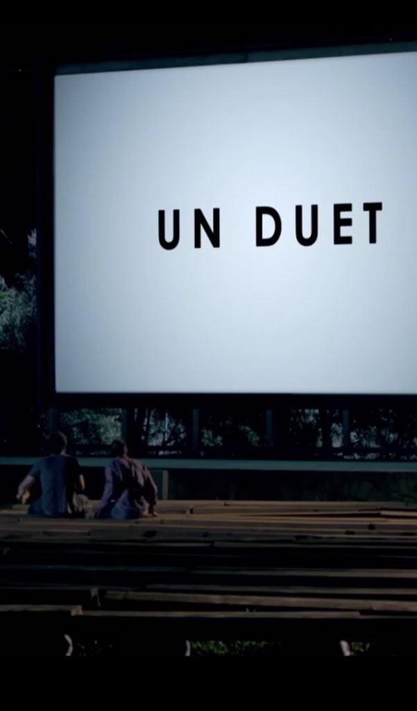 A duet by Andi Vasluianu - CINEPUB