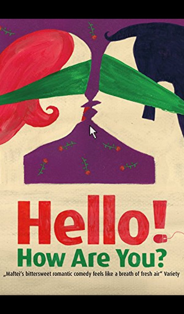 Hello! How are you? by Alexandru Maftei - CINEPUB