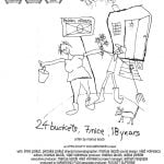 24 buckets, 7 mice, 18 years by Marius Iacob - CINEPUB
