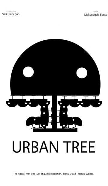 Urban Tree by Vali Chincisan - CINEPUB