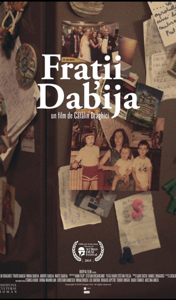 Dabija Brothers by Cătălin Drăghici - CINEPUB