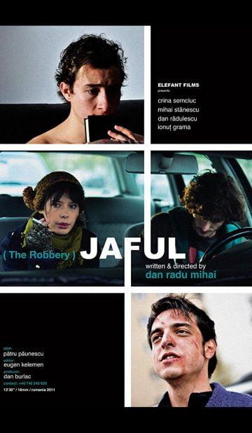 The Robbery by Dan Radu Mihai - CINEPUB