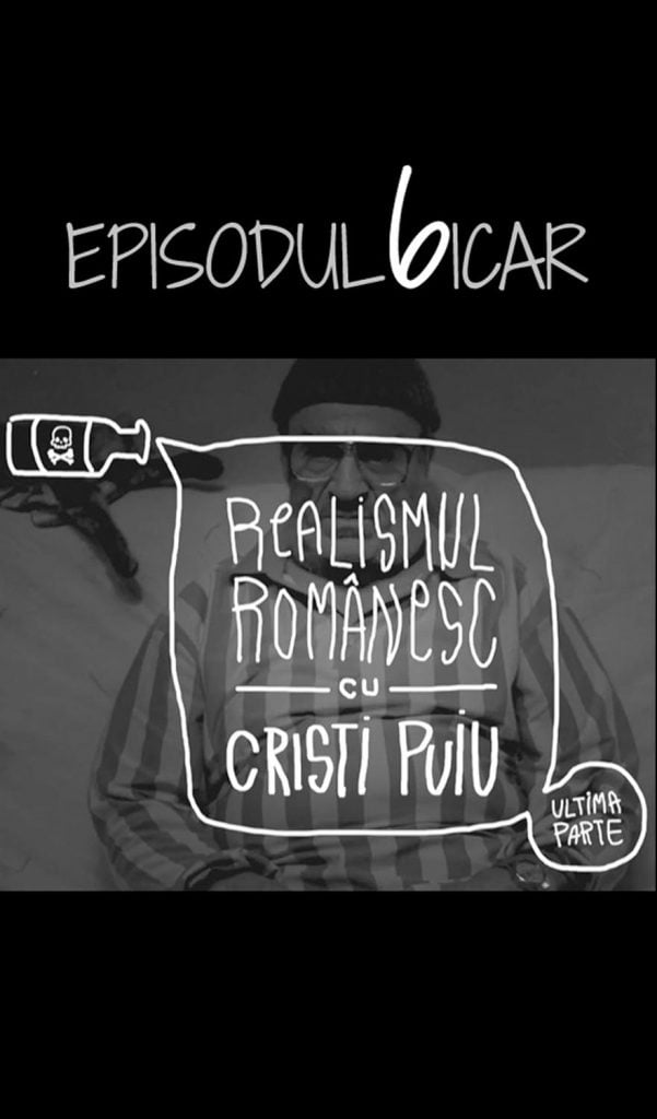 EPISODE 6 ICAR – ROMANIAN REALISM WITH CRISTI PUIU (3RD PART)