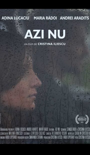 Not Today - Cristina Iliescu - CINEPUB
