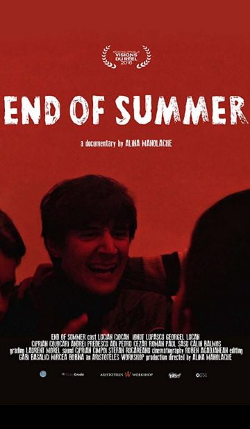 End of summer Alina Manolache - CINEPUB