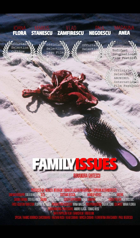 Family Issues - Ruxandra Ghitescu - CINEPUB