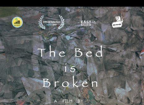 The Bed is Broken - CINEPUB