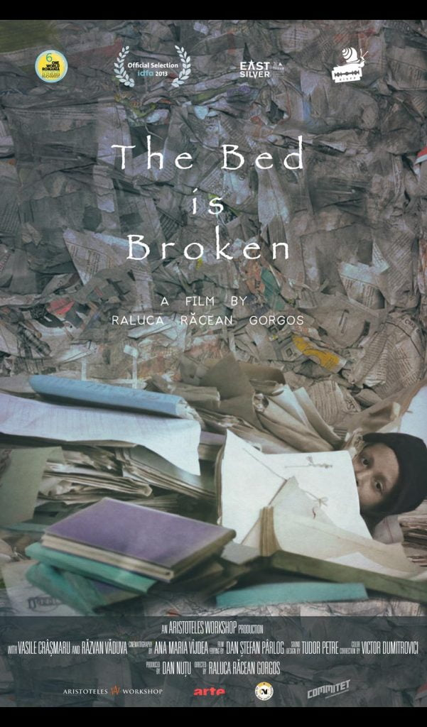 The Bed is Broken - CINEPUB