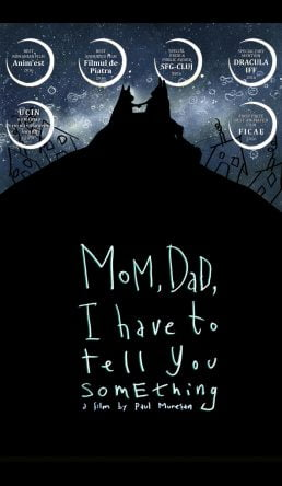 Mother, father, I have to tell you something - animation by Paul Muresan - CINEPUB