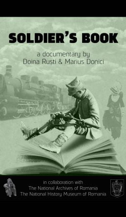 The Soldier's Book - by Doina Rusti, Marius Donici - CINEPUB