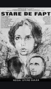 Oana Pellea in State of Things - directed by Stere Gulea - CINEPUB - feature film