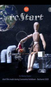 reStart by Marius Donici - short stop-motion movie - CINEPUB