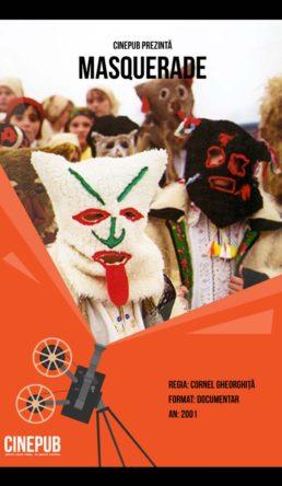 Masquerade - by Cornel Gheorghiță- CINEPUB