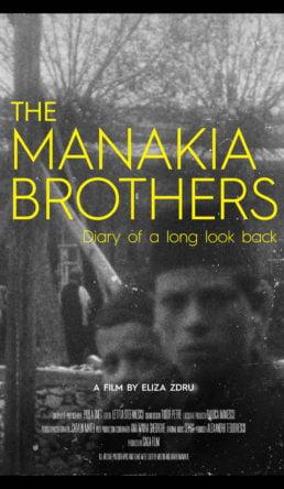 The Manakia Brothers. Diary of a Long Look Back - by Eliza Zdru - documentary - CINEPUB