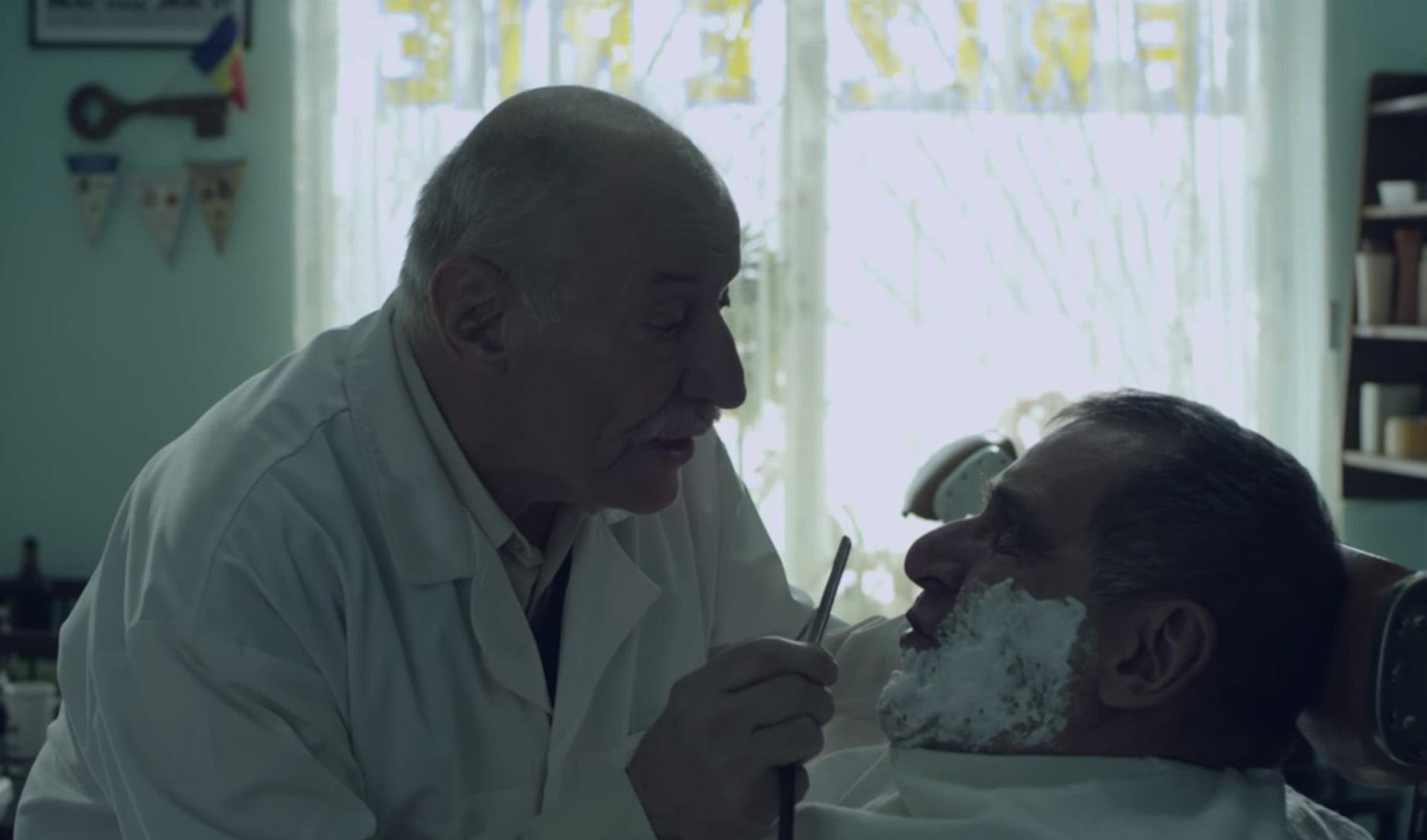 Tuns, ras si frezat de Bogdan Mureșanu