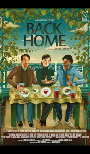 Back Home by Andrei Cohn - CINEPUB