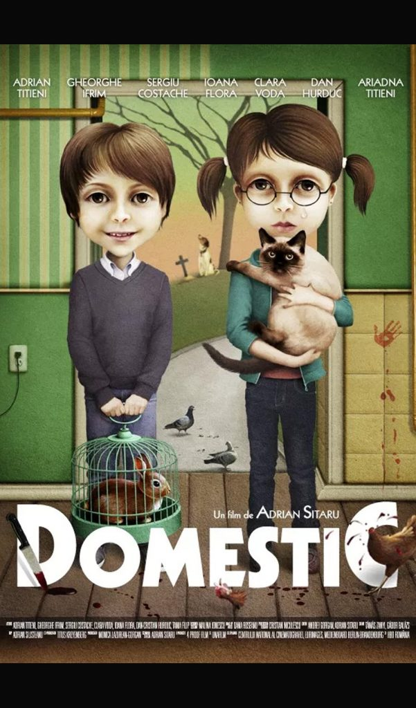 Domestic by Adrian Sitaru - CINEPUB
