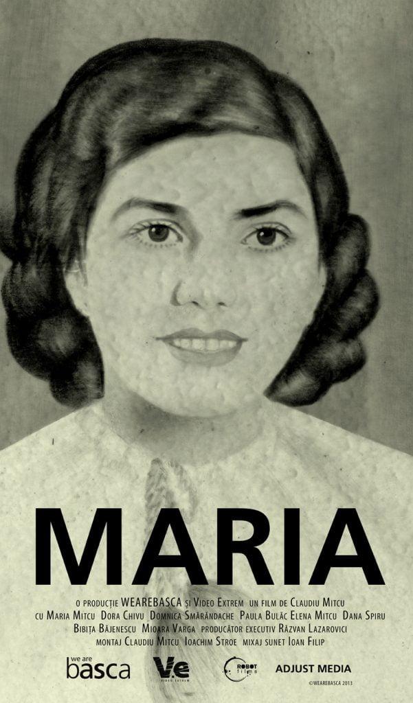 Maria by Claudia Mitcu - CINEPUB