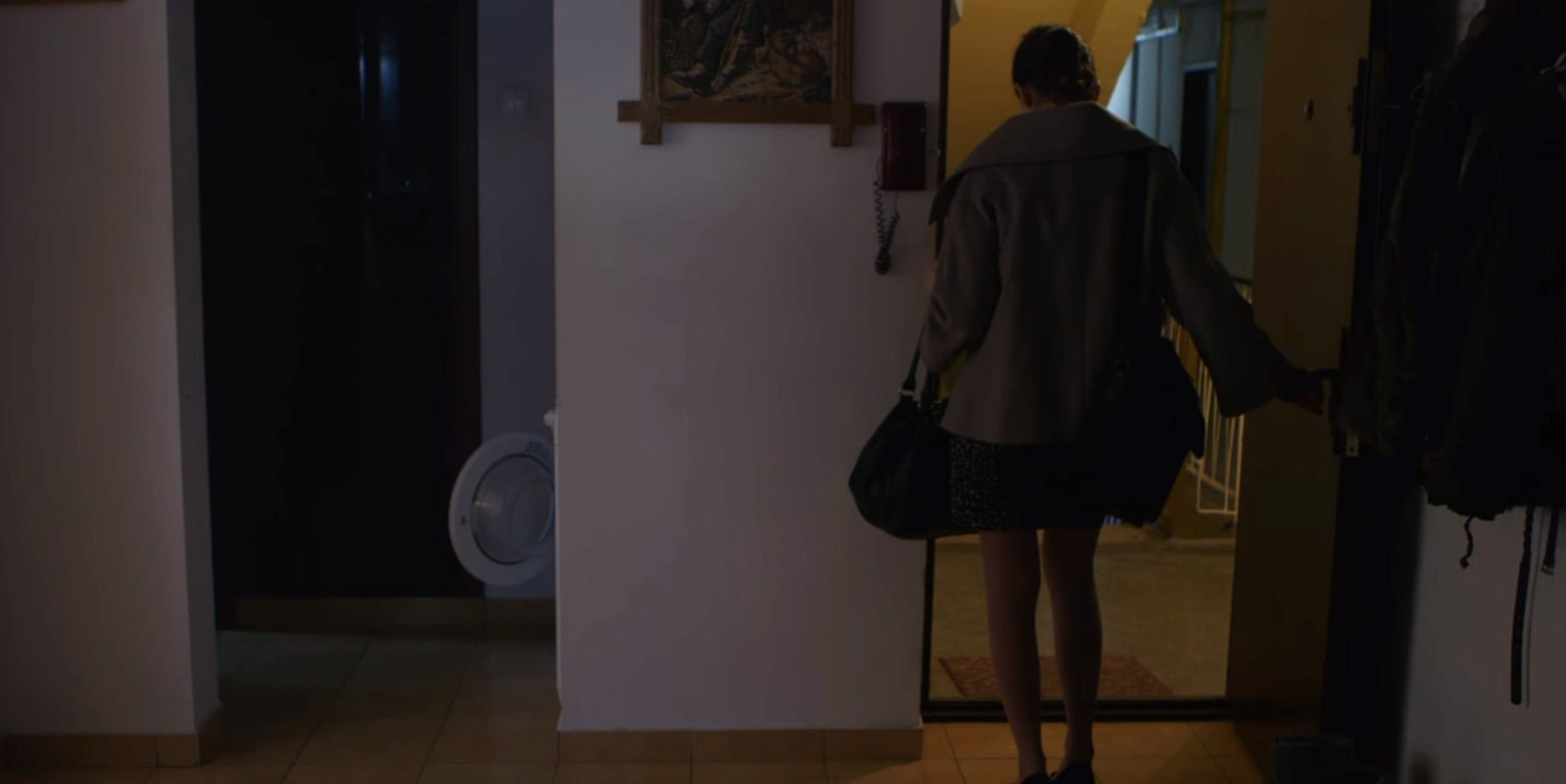 In Which the Protagonist Hides and Then Has an Unexpected Encounter by Tudor Cristian Jurgiu - CINEPUB