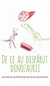 WHY THE DINOSAURS DISAPPEARED - Mihai Ghiță - CINEPUB