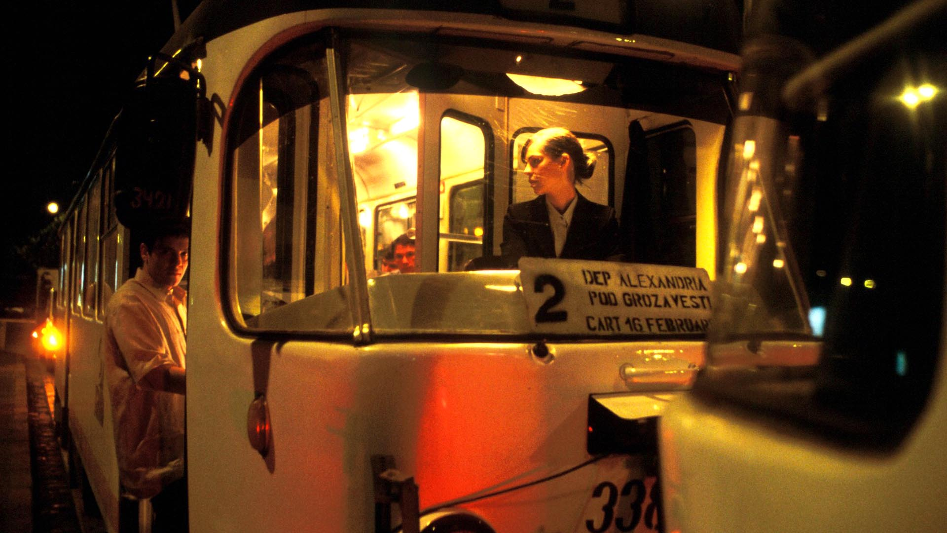 Andrea's Tramway by Alex Alex Iordăchescu - CINEPUB