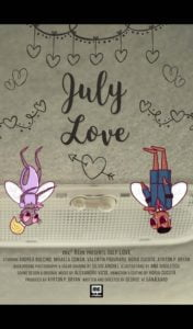 July Love by George ve Gänæaard - CINEPUB