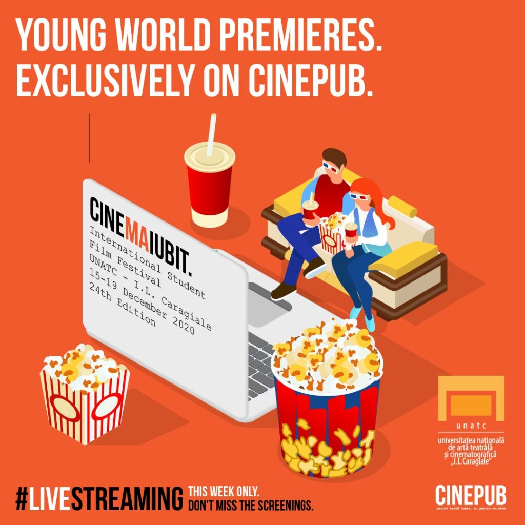 cineMAiubit Student Film Festival - online on CINEPUB