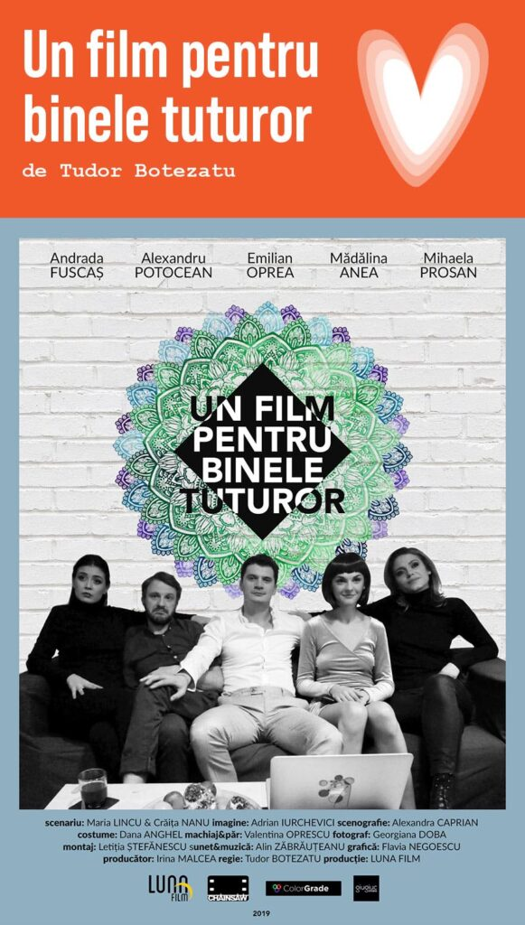 A Film For The Greater Good - short film by Tudor Botezatu - CINEPUB