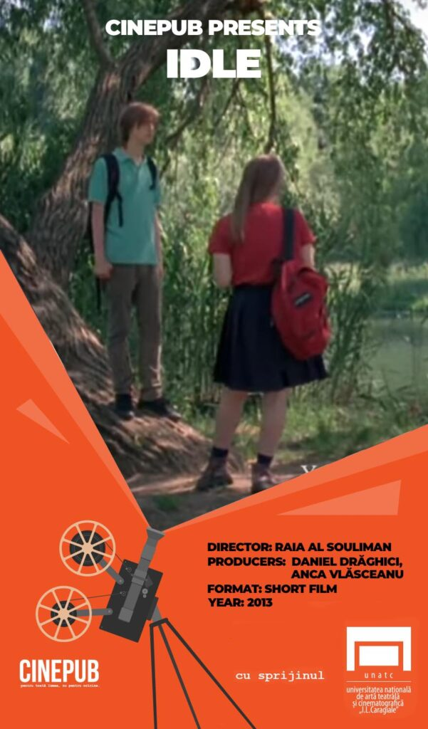 Idle - by Raia al Souliman - UNATC short film on CINEPUB