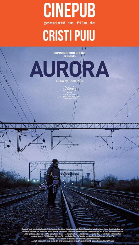 Aurora directed by Cristi Puiu - CINEPUB