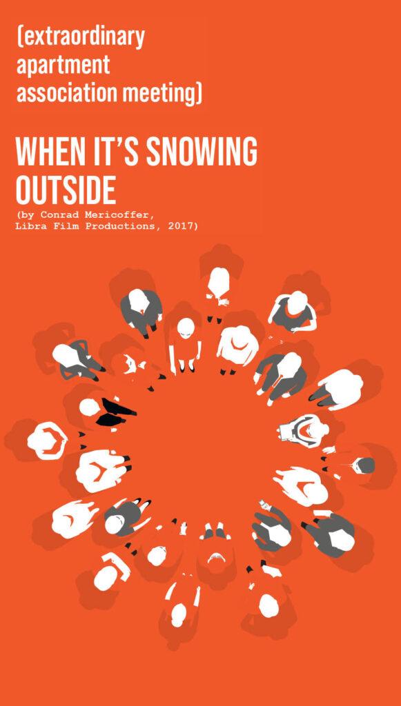 When It's Snowing Outside - short film by Conrad Mericoffer - CINEPUB
