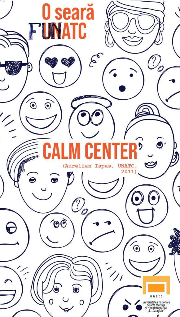 Calm Center - UNATC shortfilm by Aurelian Ispas - CINEPUB