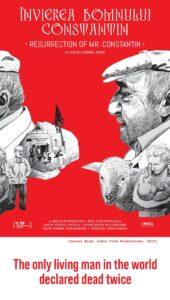 Resurrection of Mr. Constantin - documentary film by Cornel Brad - CINEPUB