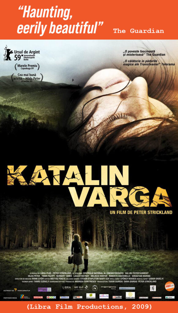 Katalin Varga - feature film by Peter Strickland on CINEPUB