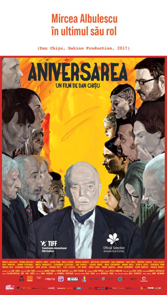 The Anniversary - feature film by Dan Chisu - CINEPUB